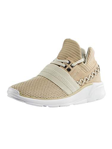 Supra Womens Catori Beige Sneaker High 40