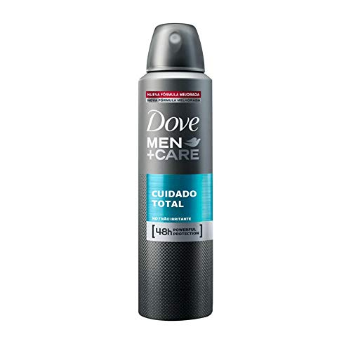Antitranspirante Aerosol Cuidado Total Dove Men Care, 150 ml