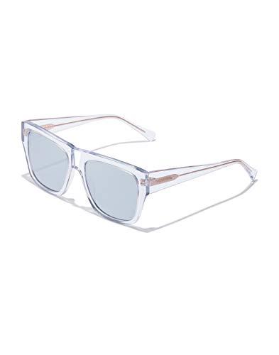 HAWKERS DOUMU Sunglasses, TRANSPARENT, One Size Unisex-Adult