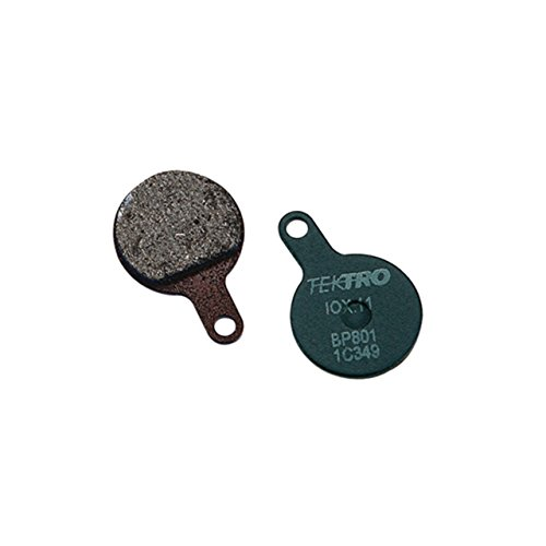 2 Sets High Performance Tektro Disc Pad Metal Ceramic Compound IOX.11 by Tektro