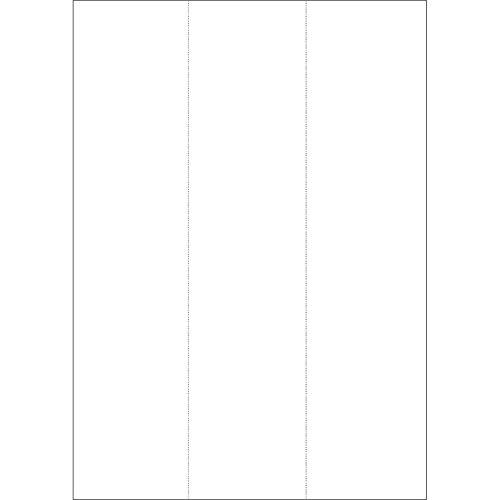 ササガワ タカ印 OA対応札紙 無字 28-960 1セット 1050枚:105枚×10袋