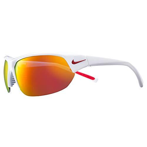 Nike Herren SKYLON ACE Sonnenbrille, Weiß, Einheitsgröße