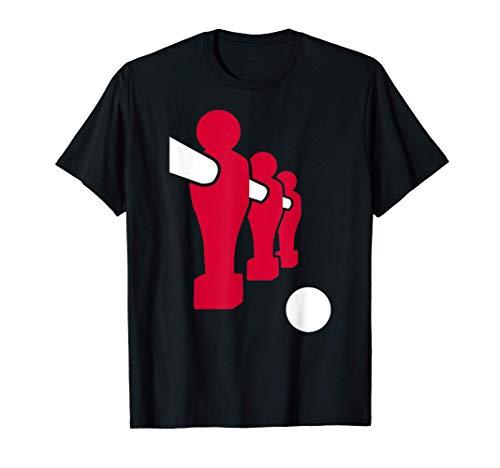 Los jugadores de fútbol Camiseta