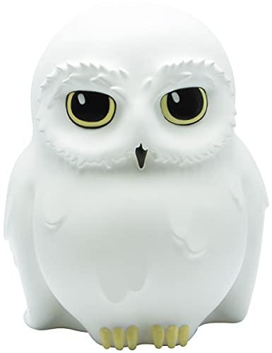 Harry Potter Hedwig Unisex Lámpara de mesa Blanco, Plastico,