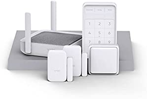 Wyze Home Security System Core Kit with Hub, Keypad, Motion, Entry Sensors (2), and 6 Months of 24/7 Professional...