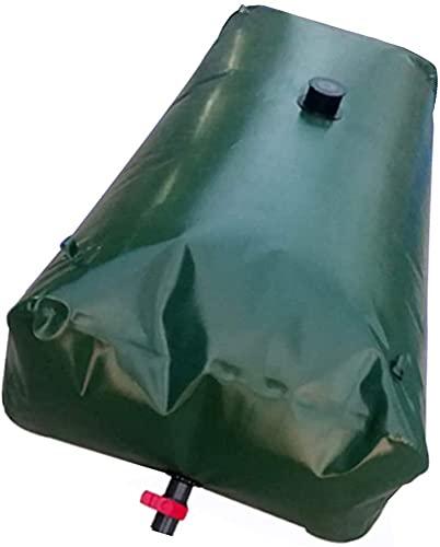 WDSZXH Bolsa de almacenamiento de agua de gran capacidad al aire libre de jardín Bolsa de almacenamiento, software de montaje agrícola de vehículo, bolsa de agua plegable, bolsa de agua plegable, tanq