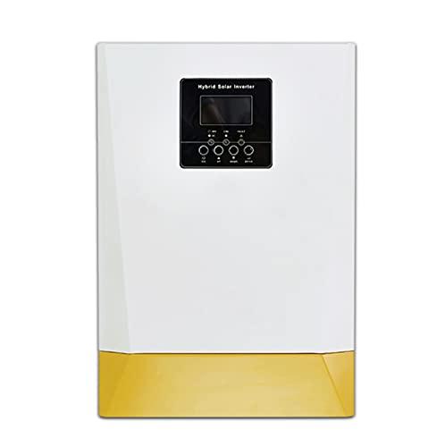 GAOXQ Nuevo inversor Solar 5KW 220VAC 48V 80A Carga Corriente ONO SINE Pure Off Off Off INTERMENTE Paralelo PV 5000W 500VDC