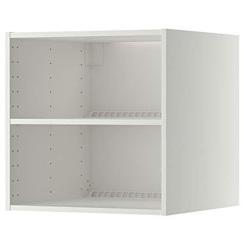 METOD koel/vrieskast bovenkast frame 60x60 cm wit