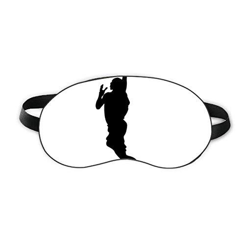 Sports Slam Dunk Basketball Player Sleep Eye Shield Soft Night Vlindfold Shade Cover