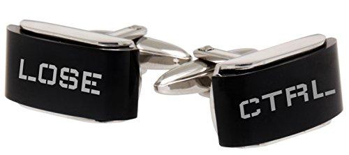 Boutons de manchette en acier inoxydable avec gravure personnalisée de votre pour bouton de manchette mariage Cuff Link Bouton