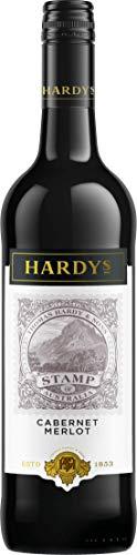 Hardys Stamp of Australia Cabernet Merlot Wine, 750ml (Case of 6)