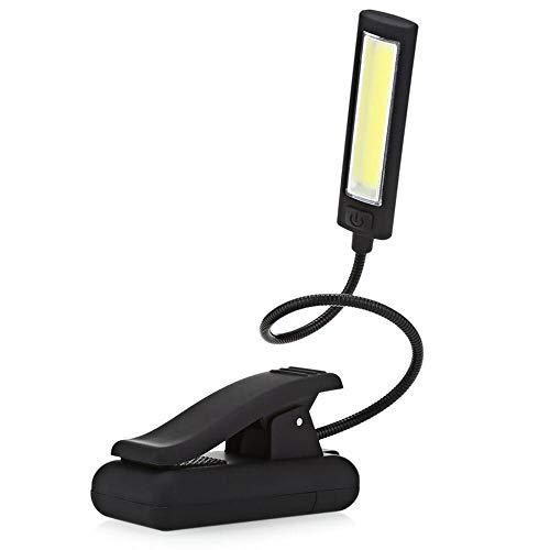 Led Tafellamp 6 W Led USB Dimbare Clip Op Lezen Licht voor Laptop Notebook Piano Bed Hoofdbord Bureau Draagbare Nachtlampje