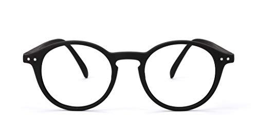 IZIPIZI LetmeSee #D Black Reading Glasses +3 Black