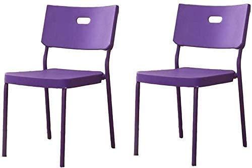 Elegante silla oficina, silla giratoria Sillas de comedor modernas   Silla de escritorio de diseño ergonómico   Materiales de plástico   Dormitorio de dormitorio de dormitorio de estudiante Silla pequ