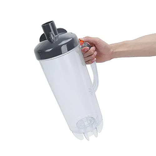01 Bote de Hoja de Piscina, Limpiador de Piscina de succión Accesorios de Piscina de vacío de Hoja de Piscina para Piscina