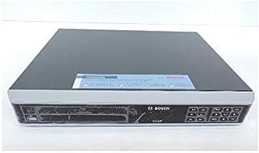 HD 8-kanaals IP 256 Mbit/s 8 PoE RJ45 2TB DIVAR Network 2000 Bosch DDN-2516-212N08