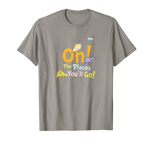 Dr. Seuss Oh The Places You'll Go T-shirt