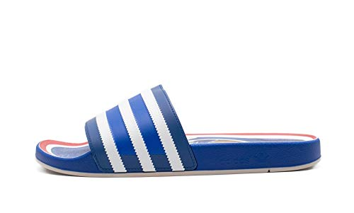 adidas Adilette Premium SL 72 - Zapatillas de deporte, color Azul, talla 47 EU