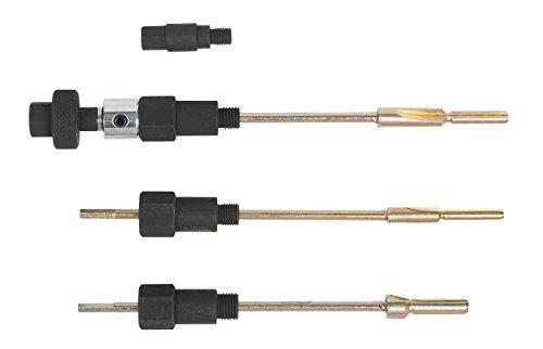 KS Tools 152.1120 MASTER 3 in 1 Glühkerzen-Reibahlen-Satz, 9-tlg.
