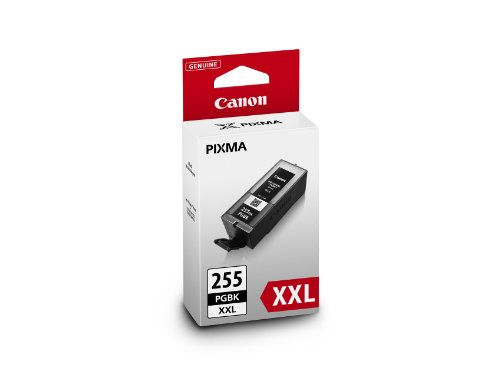 Canon PGI-255 XXL Pigment Black Individual Ink, Compatible to: MX722, MX922, iX6820 Photo #3