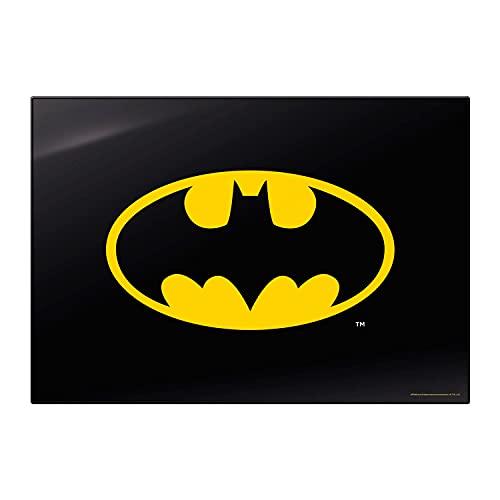 Vade Batman -Tapete escritorio / Vade escolar multifuncional │ Protector escritorio - Producto con licencia oficial