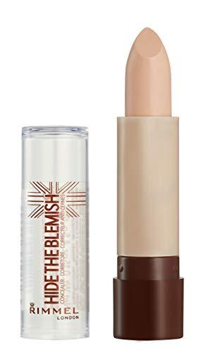 Rimmel - Anti-Cernes Hide The Blemish - Stick correcteur - Application précise - 004 Naturel beige - 4,5gr