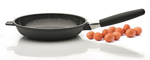 "Eurocast Professional Cookware 10.25"" Fry Pan with Removable Handle"