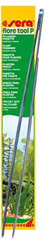 sera 08046 flore tool P (Pinzette) - Hochwertige Pinzette für Aquaristik und Terraristik