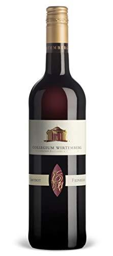 Württemberger Wein Edition Wirtemberg Samtrot QW feinherb (1 x 0.75 l)