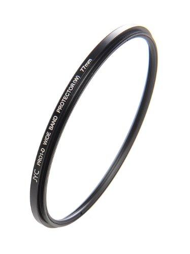 JYC - Pro1-D Super Slim Premium de alto rendimiento 77 mm filtro Protector UV para cámara Digital - sustituye a Hoya Pro-1