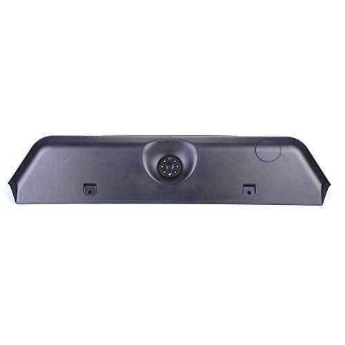 Troisième toit de voiture - Feu stop - Caméra de recul - Pour Fiat Iveco Daily 6