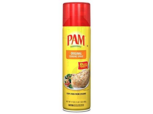 PAM Original Cooking Spray no sticking 482g