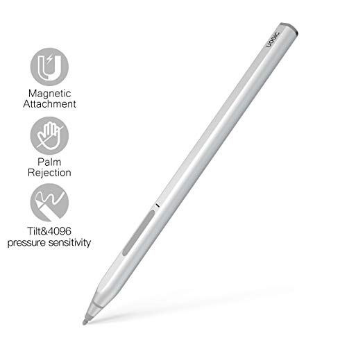 Uogic Pen for Microsoft Surface, Ink 581 Magnetic Stylus...
