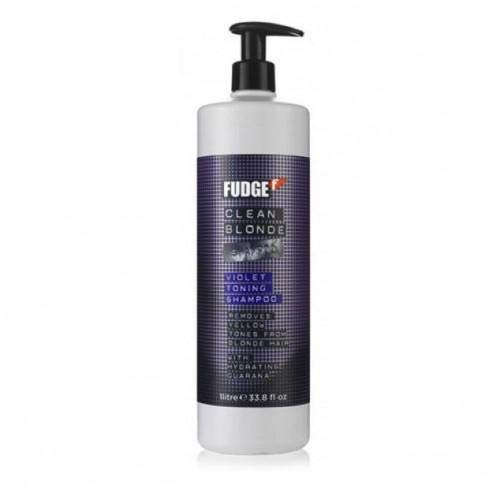 Fudge - Shampoing Clean Blonde violet 1000 ml