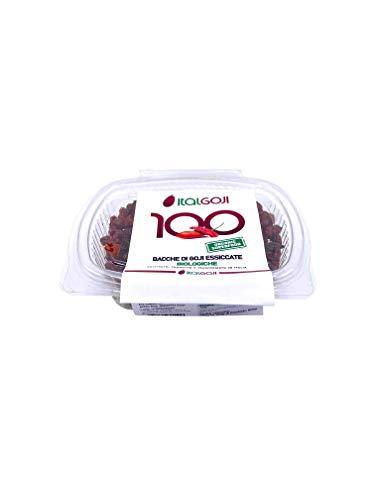 Bacche di Goji Essiccate BIO – 100% ITALIANO - SENZA ZUCCHERO - 125g