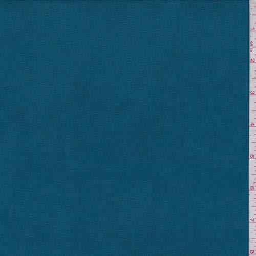 Mallard Blue Rayon Jersey Knit, Fabric by The Yard