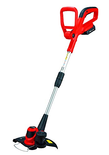 Why Should You Buy PowerSmart PS76110A Cordless String Trimmer/Edger,18V Lithium-Ion Grass Trimmer (...