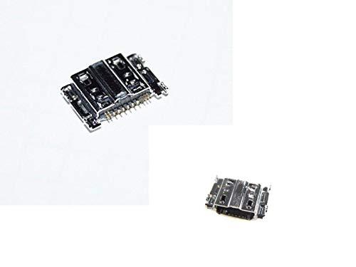 KIT (N.2 PEZZI) CONNETTORE RICARICA JACK MICRO USB DOCK CARICA per per Samsung Galaxy Galaxy Tab S2 9.7 WiFi SM-T810 ; T813 ; T815 ; T819