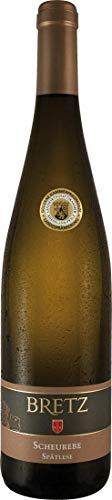 Ernst Bretz Scheurebe Spätlese mild Prädiktatswein Weißwein 0.75 l