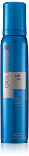 Goldwell Colorance Soft Color Schaumtönung 7N, mittelblond, 1er Pack, (1x 125 ml)