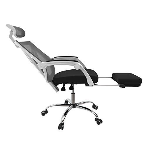 Siège de bureau ergonomique pour le dos