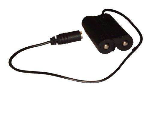 vhbw DC Kuppler Netzadapter für Netzteil Kamera, Digitalkamera, DSLR, Spiegelreflex Fuji/Fujifilm FinePix HS20, HS20EXR, HS22, HS22EXR, S1000