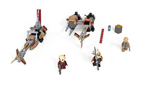 LEGO Star Wars Cloud-Rider Swoop Bikes Speeders 75215 - 355 Pièces - 7