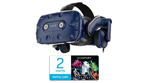 HTC VIVE Pro (2018) Virtual Reality Headset - UK Version