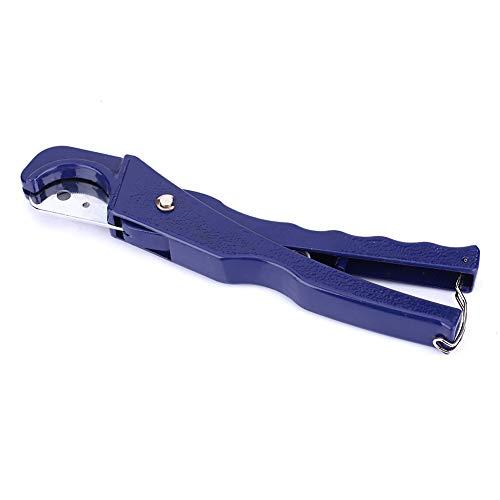 Cortatubos, cortador de tubos de 8 pulgadas con hoja de acero inoxidable para tubos de plástico para tubos de PVC para tubos de gas