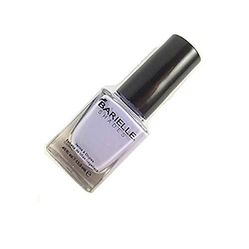 Barielle A Creamy Light Periwinkle Nail Polish, Rain In Spain, 0.45 Fluid Ounce