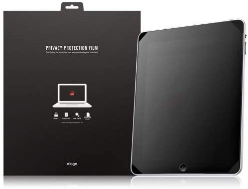 elago Premium Privacy Filter Compatible with Apple iPad 2 and Compatible with iPad 3