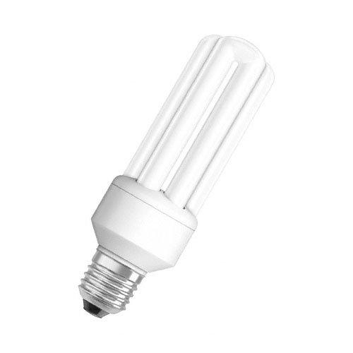 OSRAM - Bombilla bajo consumo tubos 20W=86 E27 luz cálida 6