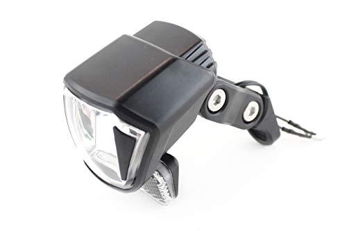 Contec Fahrrad Beleuchtung LED Scheinwerfer DLUX 50 E+ für E-Bike