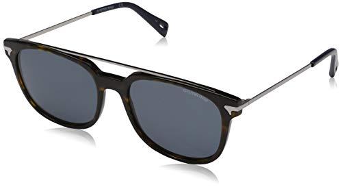 G-STAR RAW Gs667S Combo Daixen 214 55 Gafas de sol, Havana, Hombre